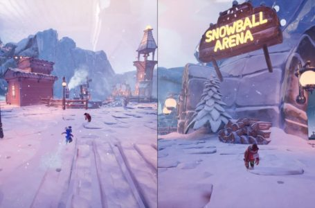 It Takes Two minigame locations guide – Snow Globe chapter