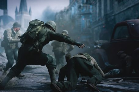 Next Call of Duty title will reportedly be set during WWII