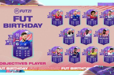 FIFA 21: How to complete FUT Birthday Klaas-Jan Huntelaar Objectives challenge
