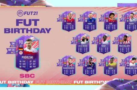 FIFA 21: How to complete FUT Birthday Lukas Podolski SBC – Requirements and solutions