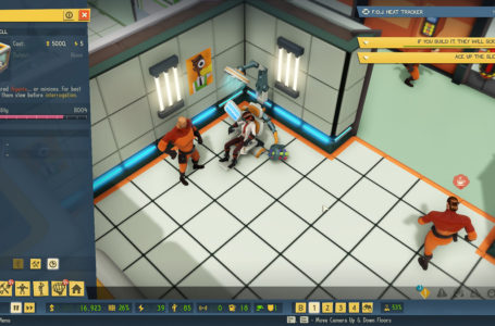 How to arrest and interrogate in Evil Genius 2