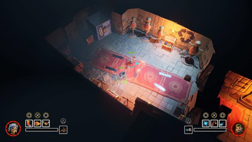 It Takes Two Rose's Room Dungeon Crawler