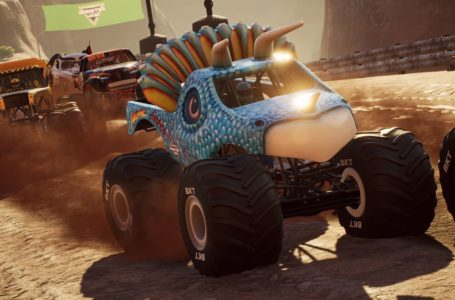 How to upgrade trucks in Monster Jam Steel Titans 2