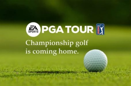 What is the release date of EA Sports PGA Tour?