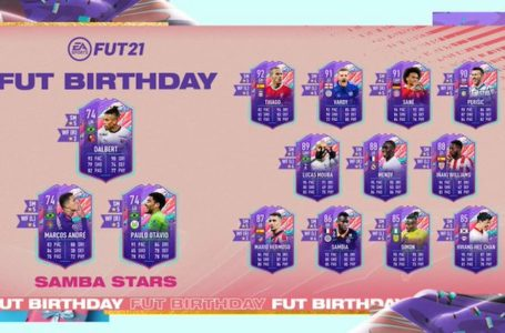 FIFA 21: How to complete FUT Birthday Samba Stars Objectives challenge