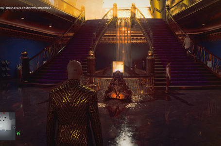 Hitman 3 Escalation: The Greed Enumeration Silent Assassin, 60 coins guide