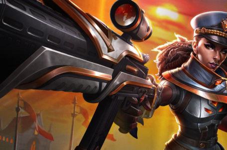 New champion Octavia brings her sharpshooting to Paladins today