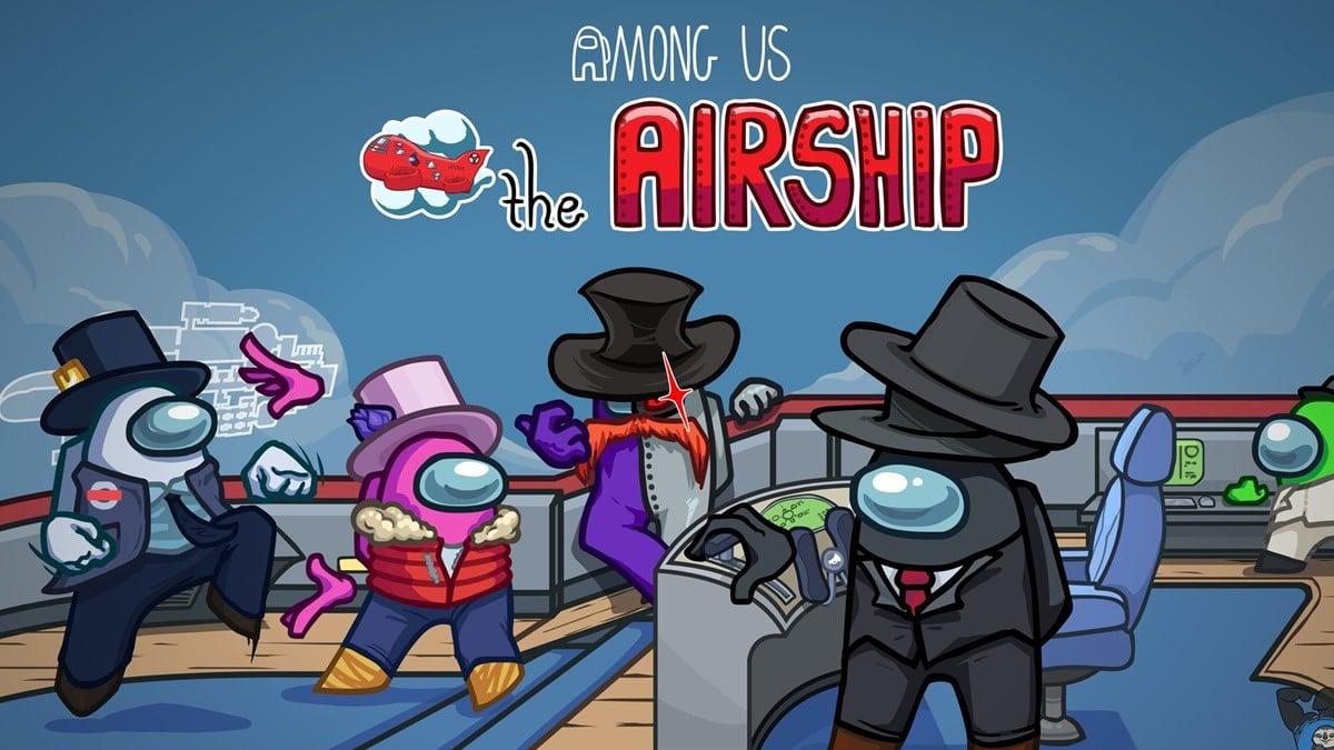 The Airship Among Us promo image