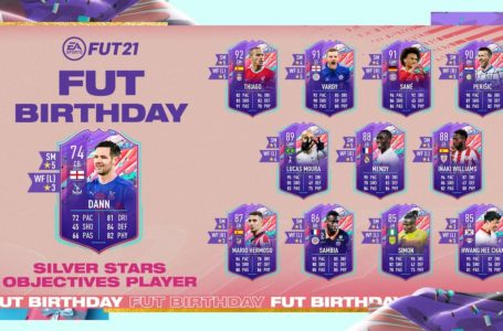 FIFA 21: How to complete FUT Birthday Silver Stars Scott Dann Objectives challenge