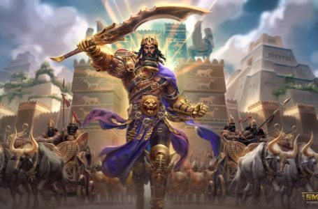 Smite update 8.4 adds Gilgamesh and starter item changes – Full patch notes