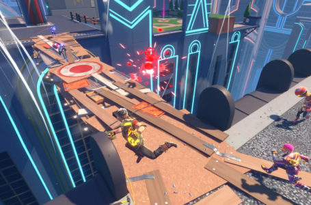 Dodgeball-based title Knockout City gets an open beta this weekend