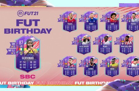 FIFA 21: How to complete FUT Birthday Gervinho SBC – Requirements and Solutions