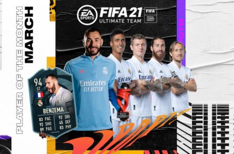 FIFA 21: How to complete POTM Karim Benzema SBC – Requirements and solutions