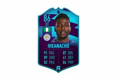 FIFA 21: How to complete POTM Kelechi Iheanacho SBC – Requirements and solutions