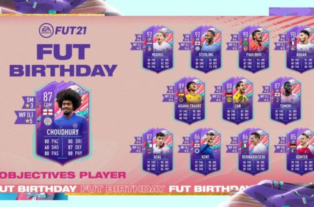 FIFA 21: How to complete FUT Birthday Hamza Choudhury Objectives challenge