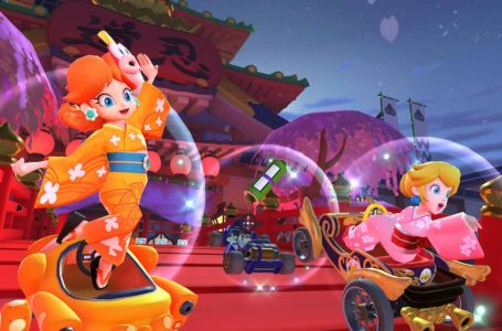 Mario Kart Tour will introduce Ninja Hideaway course in upcoming Ninja Tour