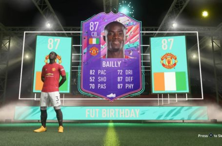 FIFA 21: How to complete FUT Birthday Eric Bailly SBC – Requirements and solutions