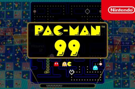 Pac-Man 99 is a battle royale coming to Nintendo Switch Online this Wednesday