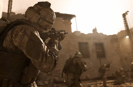 Previously removed Call of Duty: Modern Warfare maps return