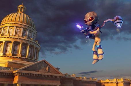 Destroy All Humans! invades Nintendo Switch this summer