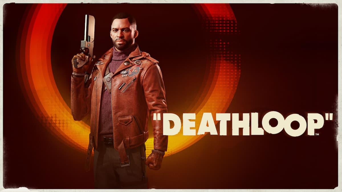 Deathloop Colt