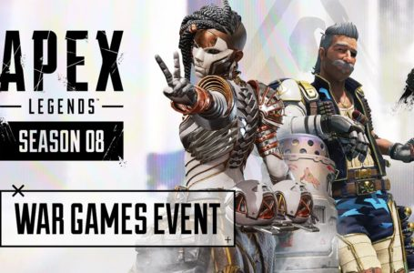 War Games event brings skins, Rewards Track and five new game modes to Apex Legends