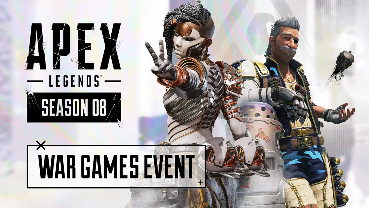 War Games event promo image