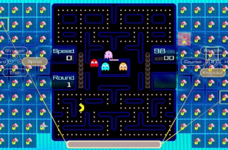 All power ups and how they work in Pac-Man 99