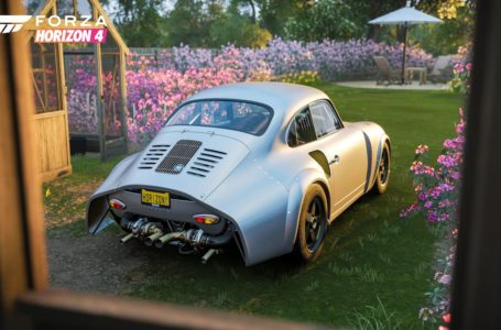 Forza Horizon 4: How to get the Emory Porsche 356 RSR