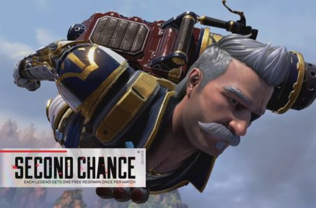 How the Second Chance Limited-Time Takeover works in Apex Legends War Games event