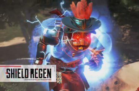 How the Armor Regen Limited-Time Takeover works in Apex Legends War Games event