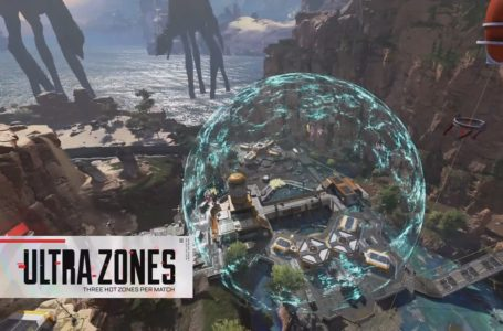 How the Ultra Zones Limited-Time Takeover works in Apex Legends War Games event
