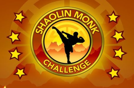 How to complete the Shaolin Monk Challenge in BitLife