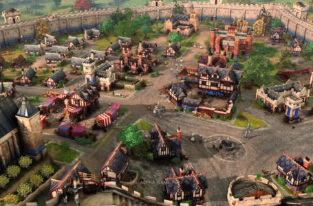 Age of Empires IV releases on fall 2021, while previous games will receive updates