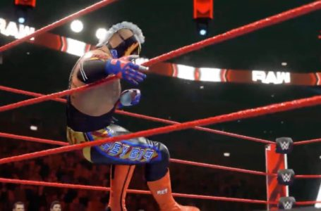 WWE 2K22 confirmed at Wrestlemania 37, first gameplay footage revealed