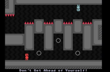 VVVVVV is getting its first official update in seven years, will add 60 FPS and new editor features
