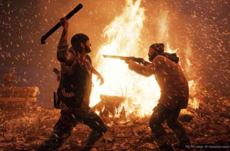Days Gone 2's shared universe would have had players surviving together as a community