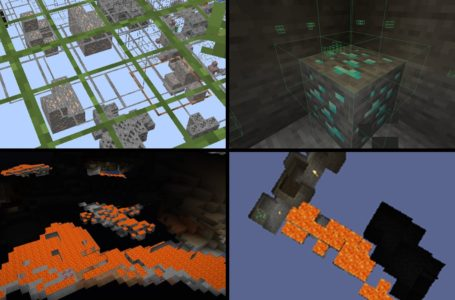Best Minecraft Xray Methods: Vanilla, Commands, Mod and Resource Pack