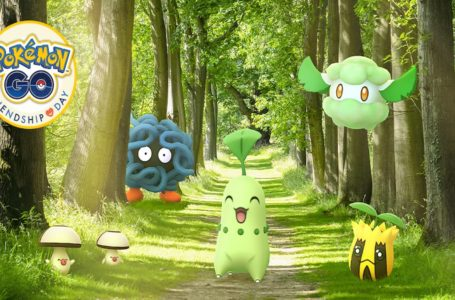 Pokémon Go Friendship Day features a Collection Challenge and more Lucky Pokémon