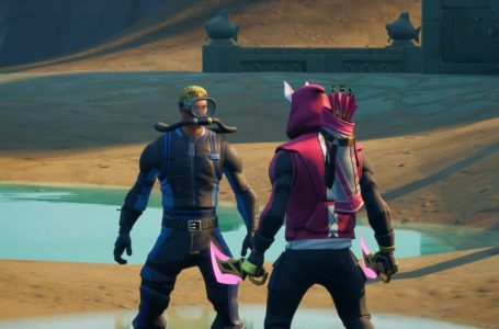 Where to talk to the Joneses in Fortnite for the Spire Challenges