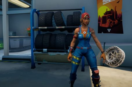 Where is NPC #17 in Fortnite Chapter 2 Season 6 – Sparkplug Location?