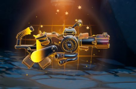 How to get the Spire Assassin's Mythic Recycler in Fortnite Chapter 2 Season 6