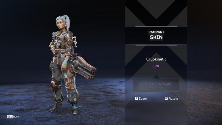 Cryokinetic
