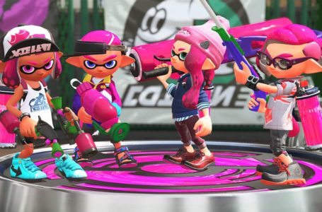 Nintendo to end support for Splatoon 2's Online Lounge next month