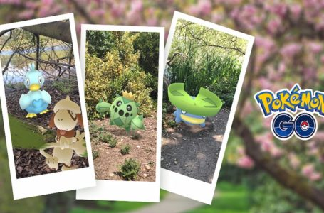 New Pokémon Snap celebration comes to Pokémon Go, debuts shiny Smeargle
