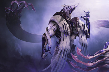 The best build for Sevagoth in Warframe