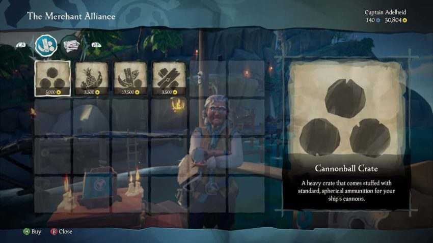 Sea of Thieves Season Two Resource Crates