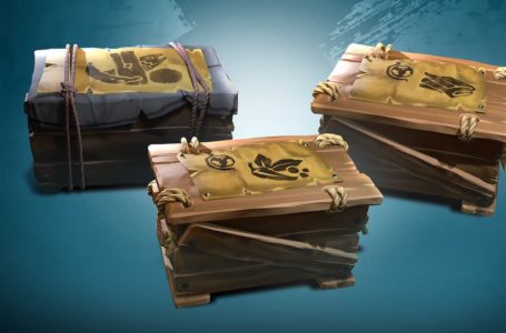 How Trade Routes and Commodity Crates work in Sea of Thieves
