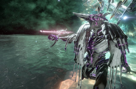 The best Epitaph build in Warframe