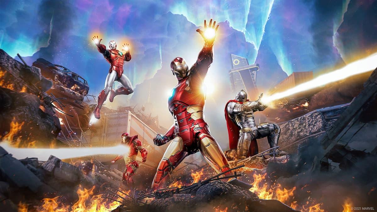 Marvel's Avengers Tachyon Anomaly Event